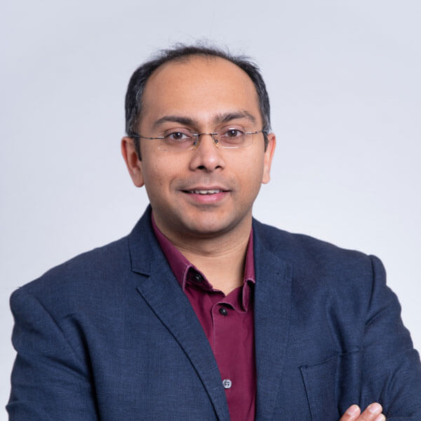 DigiPen Faculty Abhay Shah, Ph.D.