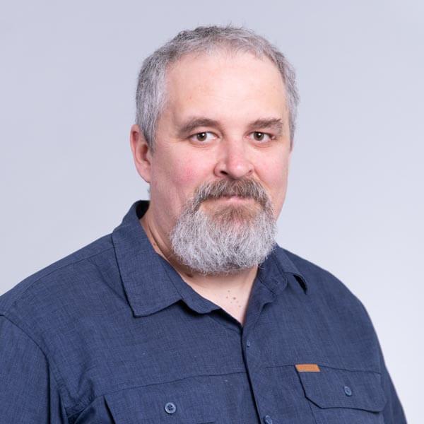 DigiPen Faculty Barnabas Bede, Ph.D.