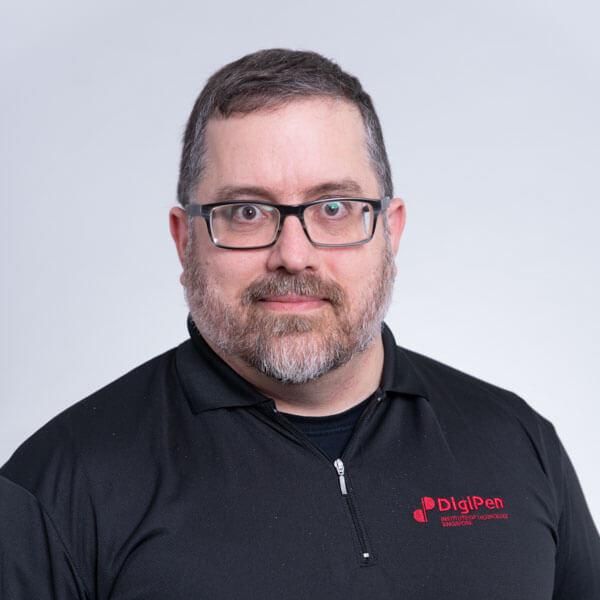 DigiPen Faculty Ben Ellinger