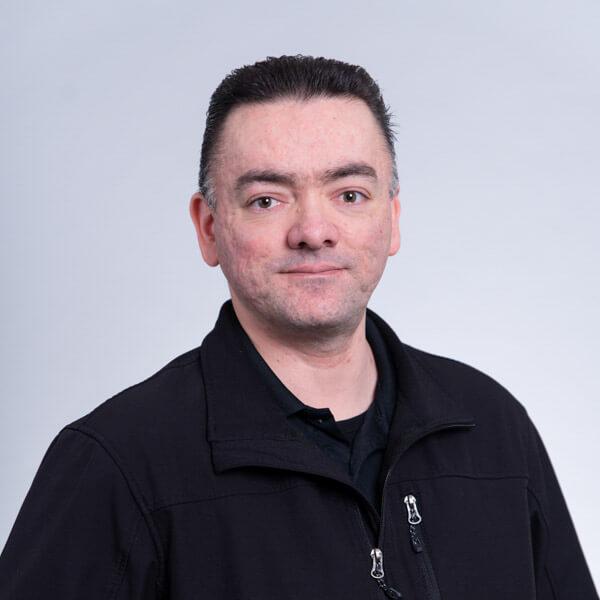 DigiPen Faculty Christian Hassard, Ph.D.