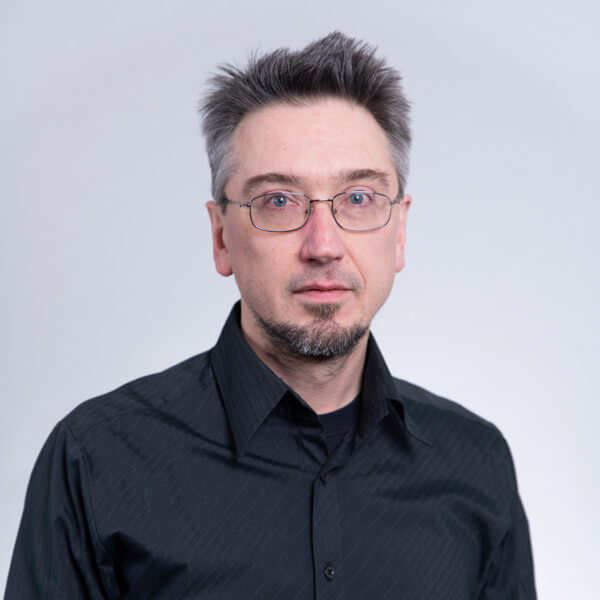DigiPen Faculty Dmitri Volper, Ph.D.