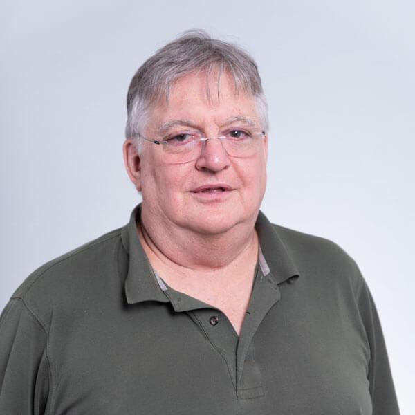 DigiPen Faculty Gary Herron, Ph.D.