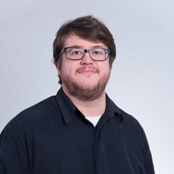 DigiPen Faculty Greg Dixon, Ph.D.