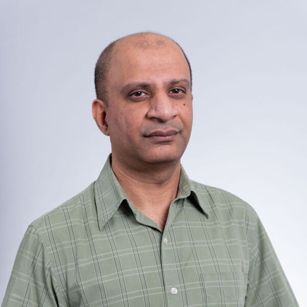 DigiPen Faculty Pushpak Karnick, Ph.D.