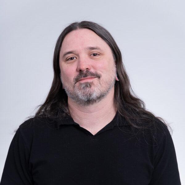 DigiPen Faculty Rich Werner