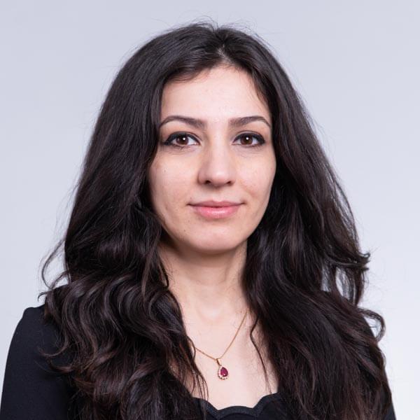 DigiPen Faculty Zahra Haghiri