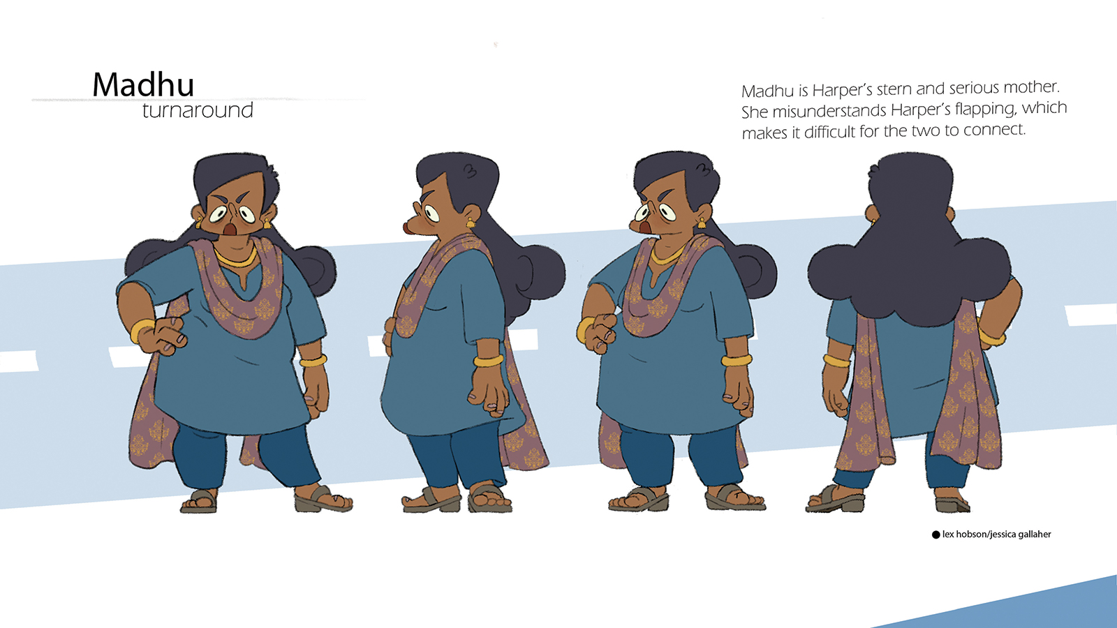 Turnaround of a woman named Madhu.