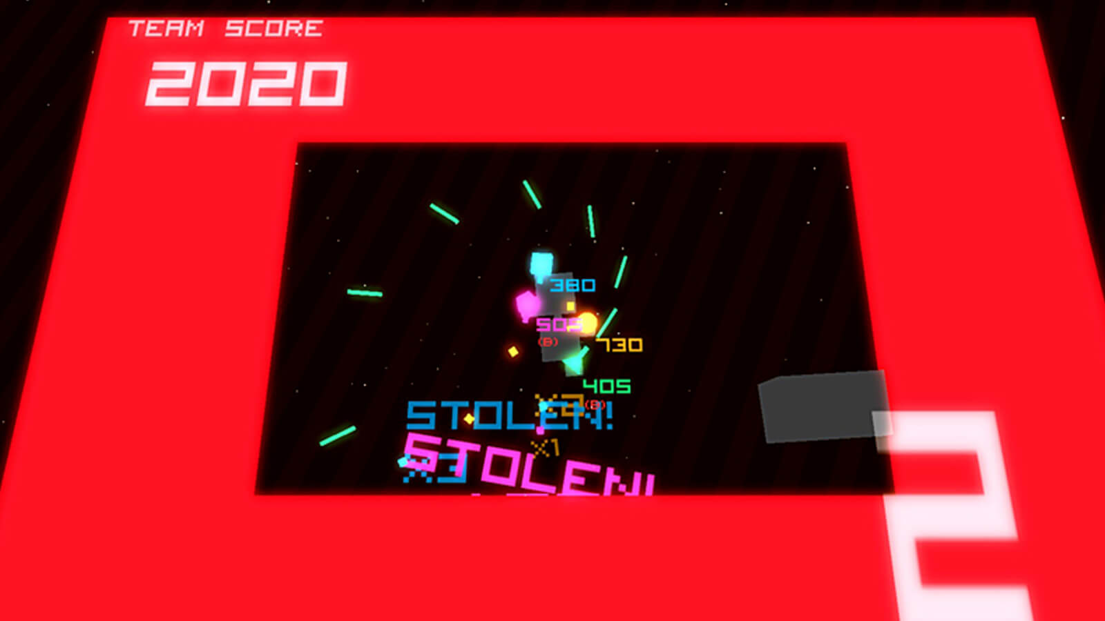 DigiPen Student Game SUPER SPACE ____