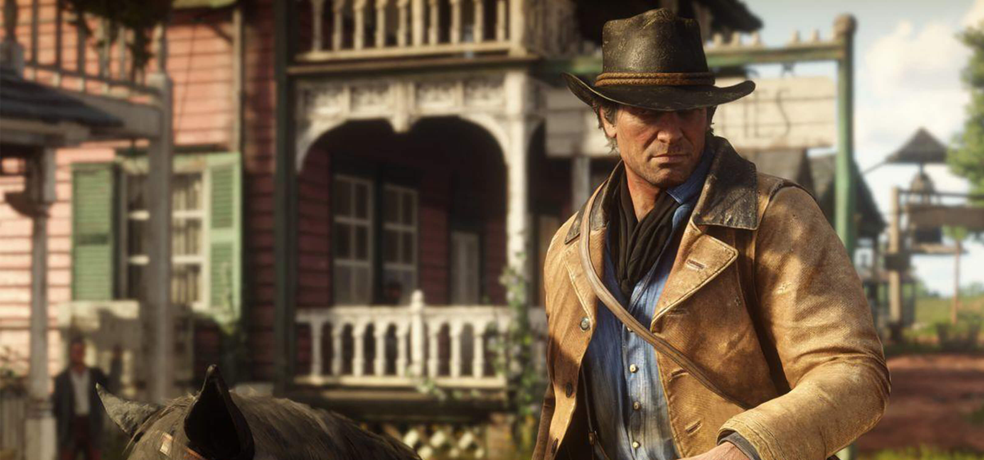 d505934d1e3f3 DigiPen Grad Andy Kibler Puts the Clothes on the Cowboy in Red Dead  Redemption 2