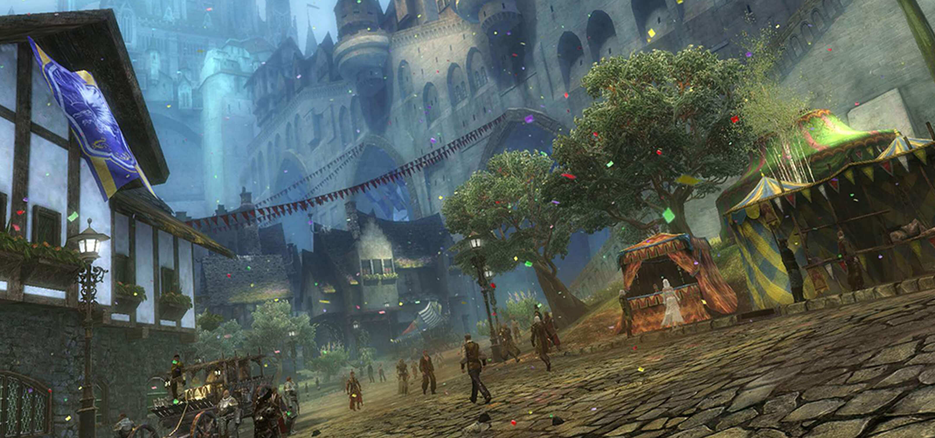 World Building: DigiPen Grads Help Ship Guild Wars 2 | DigiPen