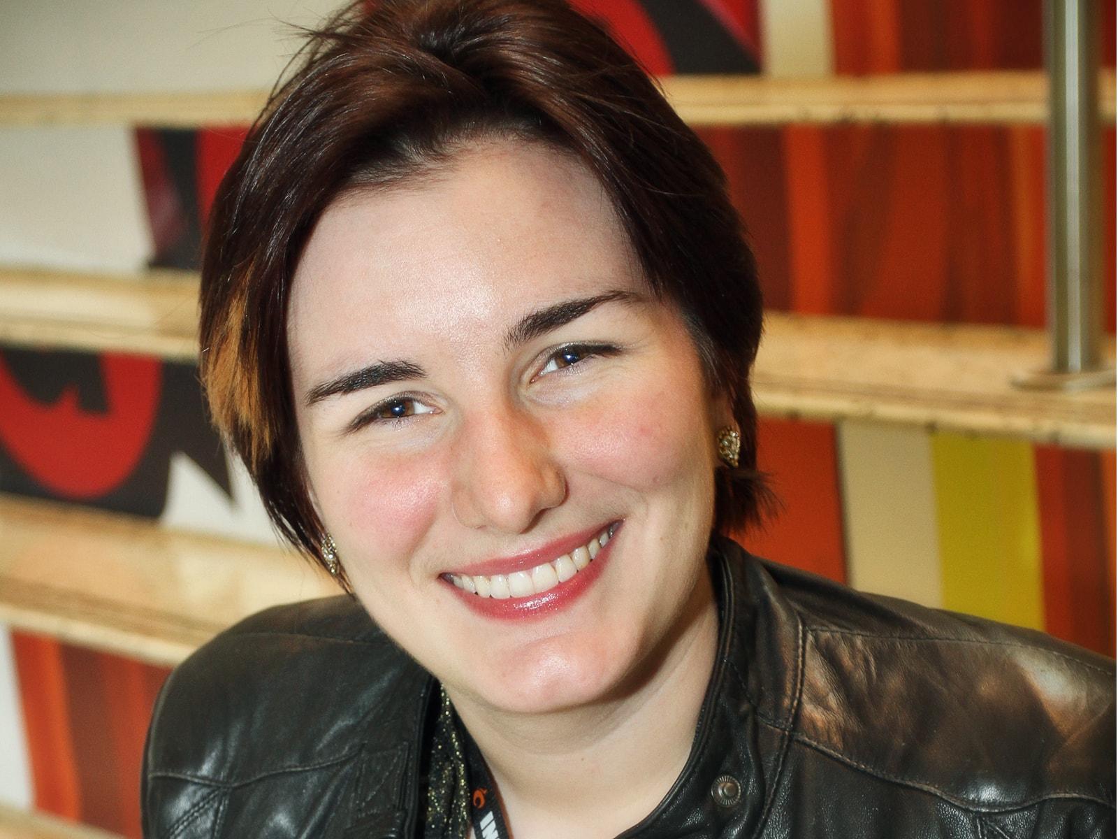 Portrait of DigiPen BFA alumna Arisa Scott