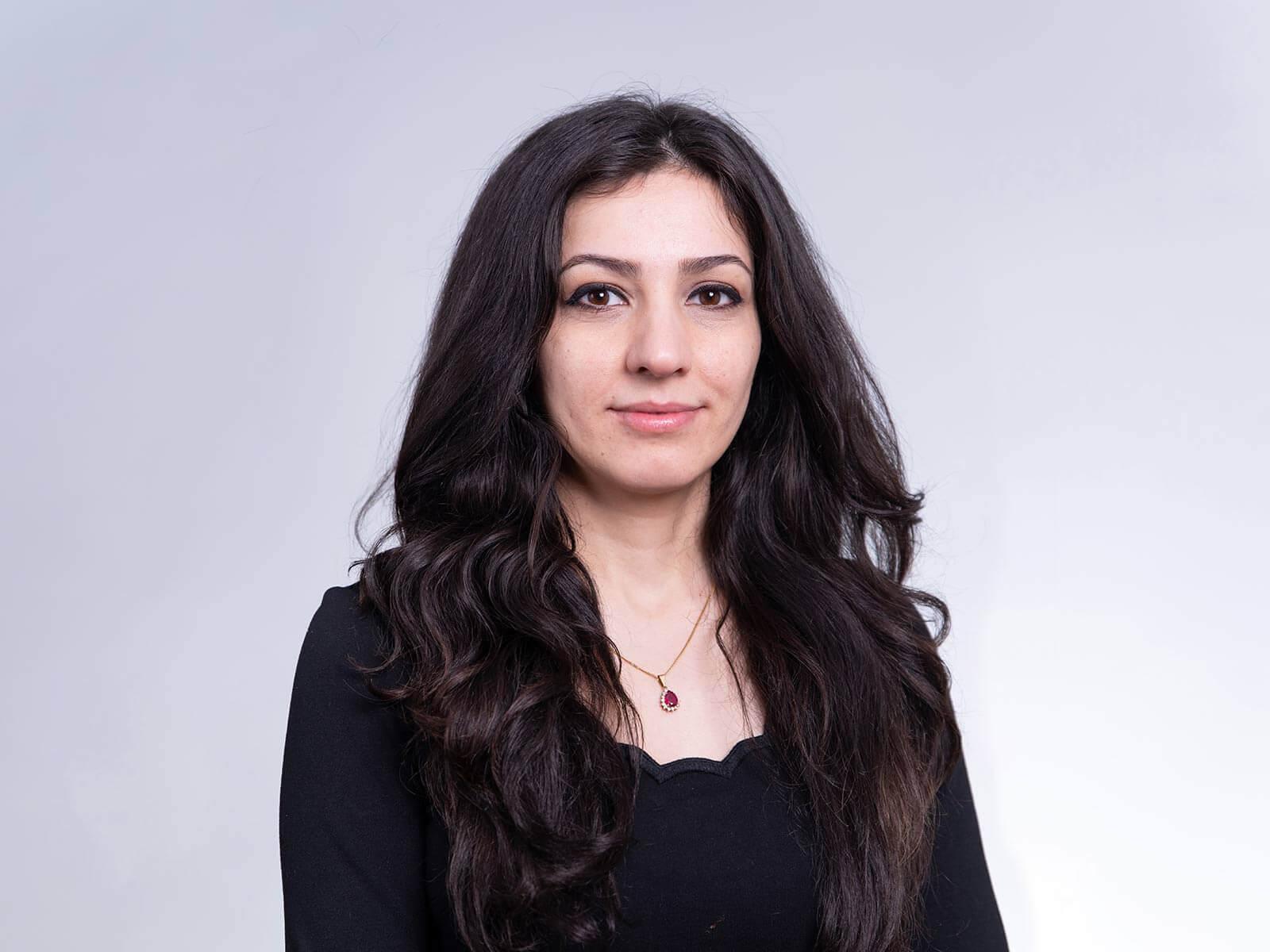 DigiPen Digital Arts instructor Zahra Haghiri