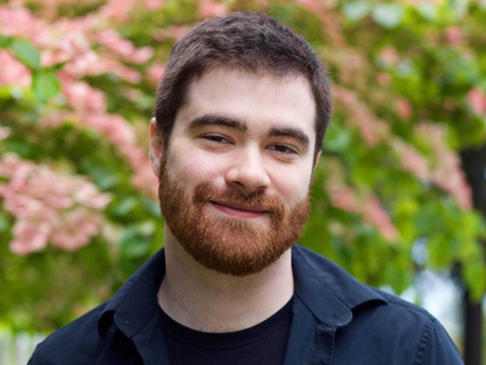 DigiPen BA in Music and Sound Design graduate and V1 Junior Sound Designer, Thomas Parrish.